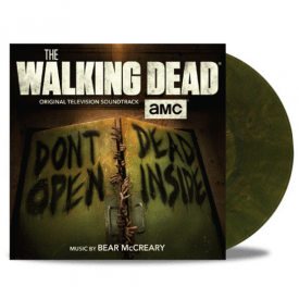 The Walking Dead (Original Television Soundtrack) 'Green Marble' Vinyl - Bear McCreary
