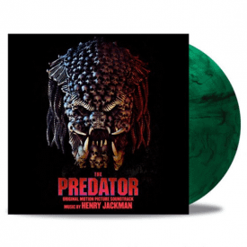 The Predator - 'Hunter Green W/ Black Smoke' Vinyl - Henry Jackman