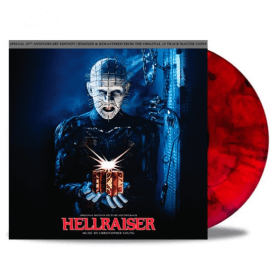 HellRaiser Soundtrack 30th Anniversary Edition Vinyl